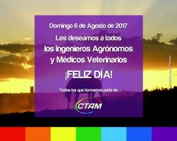 Feliz Día Ingenieros Agrónomos y Médicos Veterinarios!
